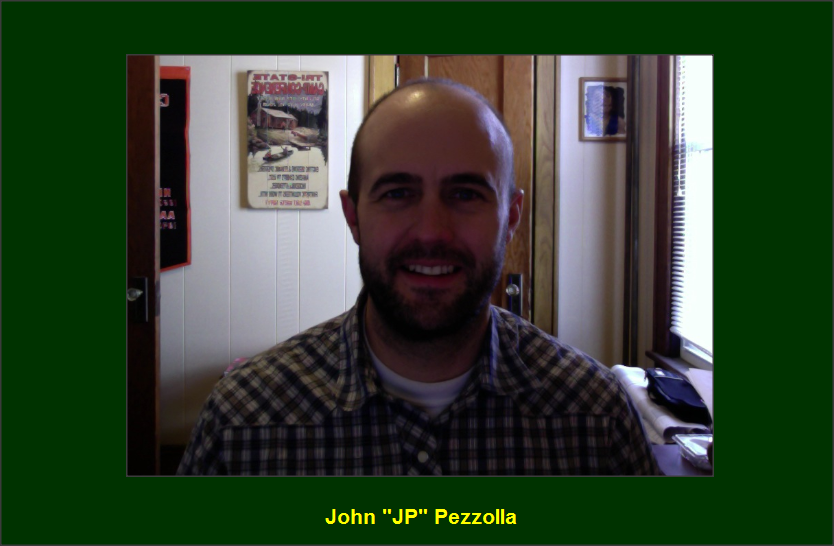 "John ""JP"" Pezzolla Camp Echo Lake Operations Director"