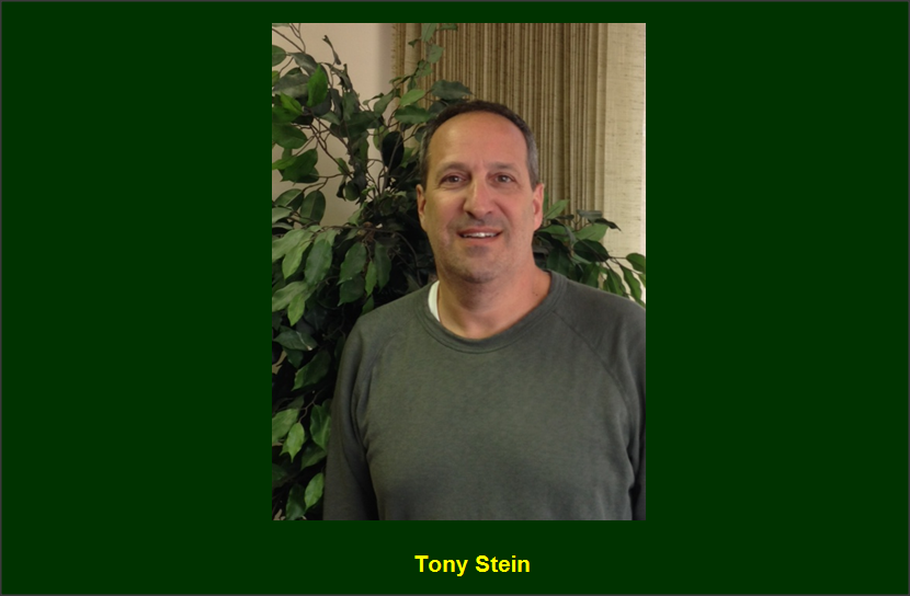 Tony Stein - Owner/Director Camp Echo Lake