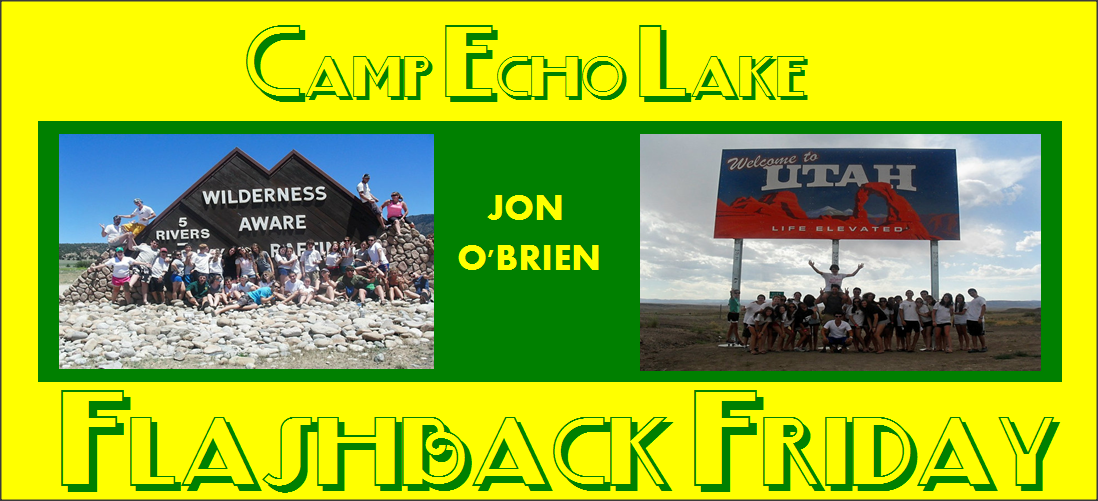 Jon O' Brien Flashback Friday
