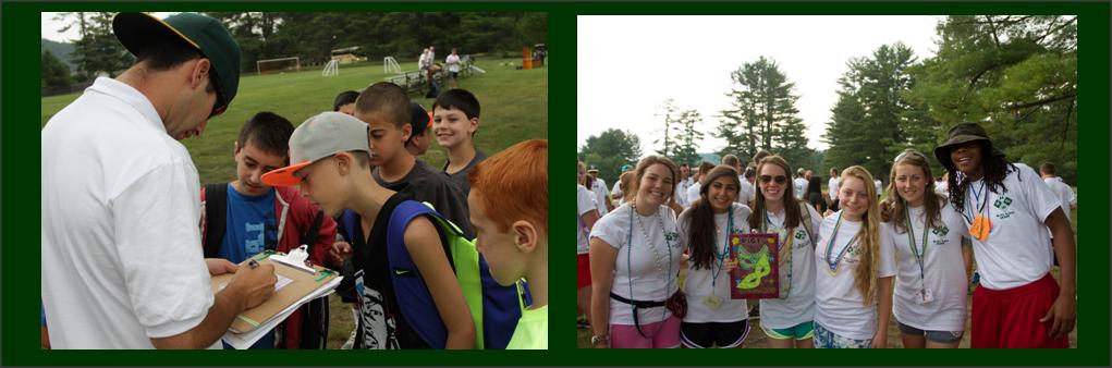 Camp Echo Lake Groupleaders