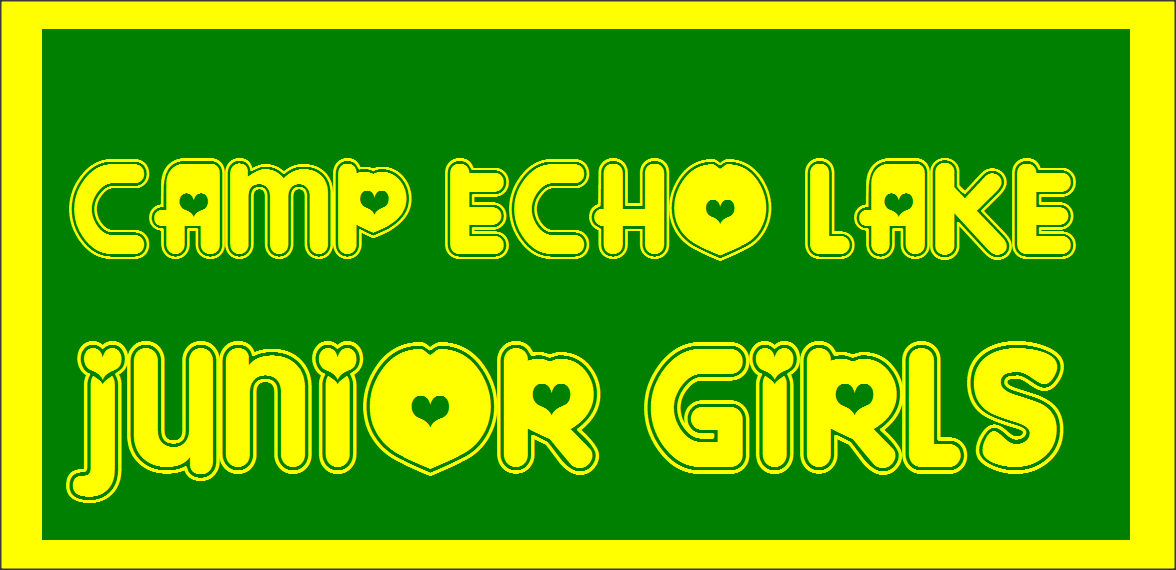 Camp Echo Lake Junior Girls