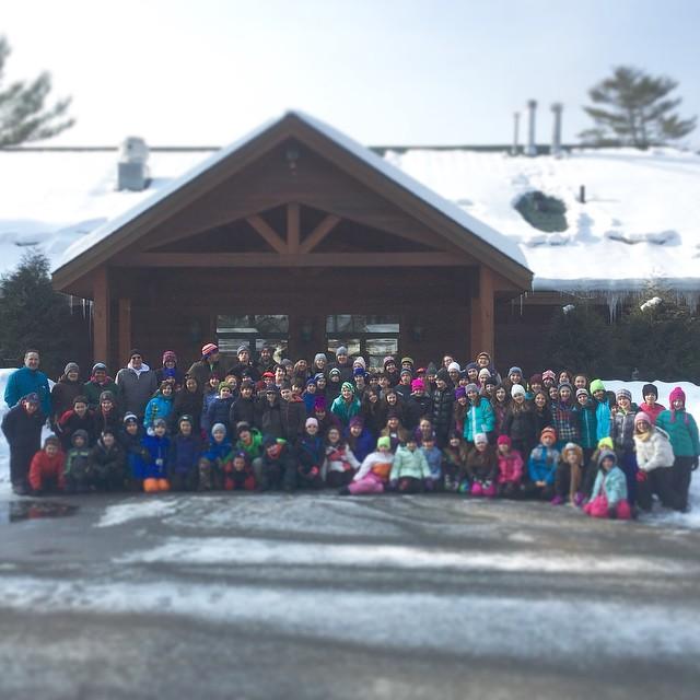 Camp Echo Lake Winter Weekend 2015