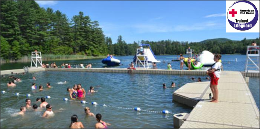 Camp Echo Lake Waterfront Safety